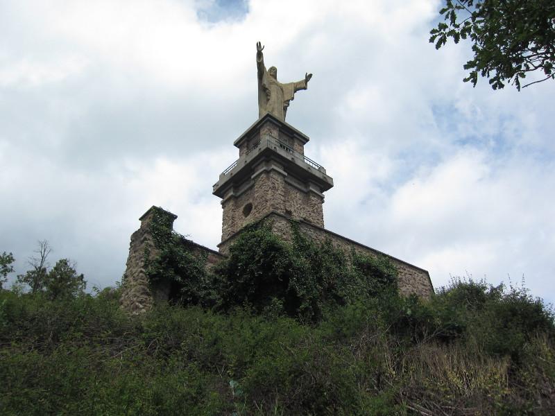 Village trois epis vallee de kaysersberg statue galtz